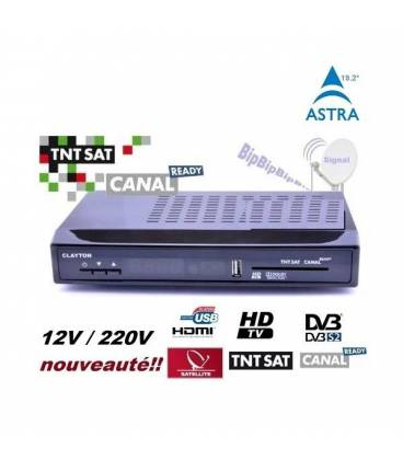Decodeur satellite tnt sat philips tntsat camping 12v - Decodeur tnt hd philips ...